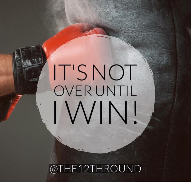 Until I win